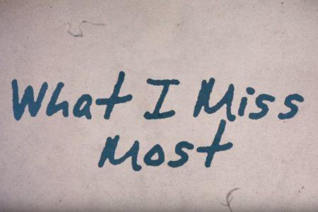 "Assista ao lyric video de ""What I Miss Most"", do cantor Calum Scott"