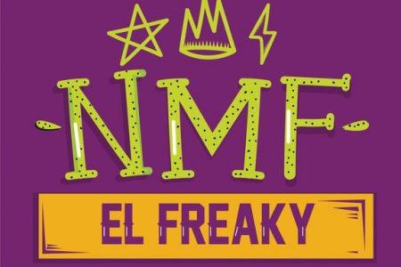 """Em colaboração estrelada, El Freaky se une a Afro Bros, Apache, Toby Letra e Stanley Jackson para lançar """"N.M.F (Nunca Me Falla)"""""""