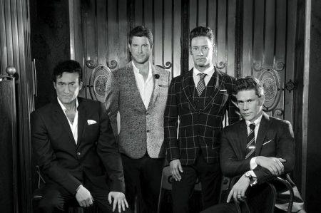 """Já está disponível o álbum """"Timeless"""", do quarteto IL DIVO"""