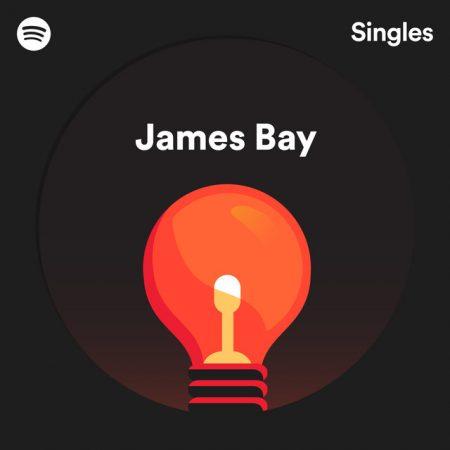 """James Bay se apresenta no Spotify Singles com nova versão da música """"Us"""" e o cover """"The Best"""""""