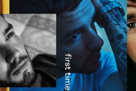 """Liam Payne lança hoje seu novo Ep, """"First Time"""""""