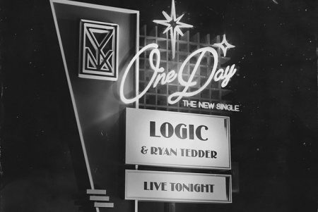 "Rapper Logic estreia vídeo para a música ""One Day"", com a participação de Ryan Tedder do OneRepublic"