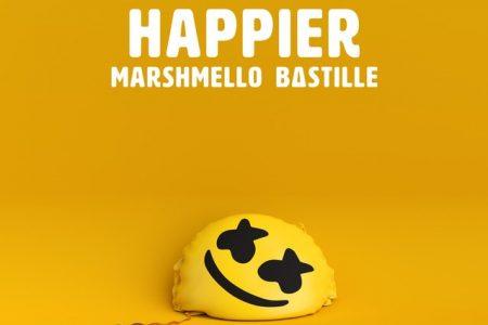 """Confira o vídeo oficial de """"Happier"""", parceria entre o DJ Marshmello e a banda Bastille"""