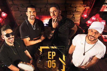 "Oba Oba Samba House disponibiliza o EP ""Pagonejo – EP – 05"""
