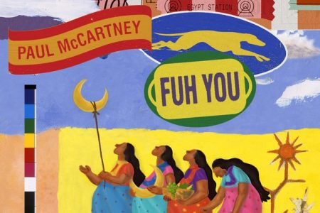 "Sir Paul McCartney lança novo single, ""Fuh You"""