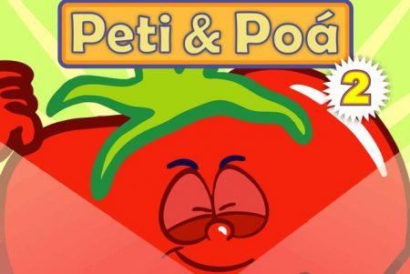 """""""Rap do Tomate"""" é o novo single e clipe da charmosa dupla de gatinhos Peti & Poá"""