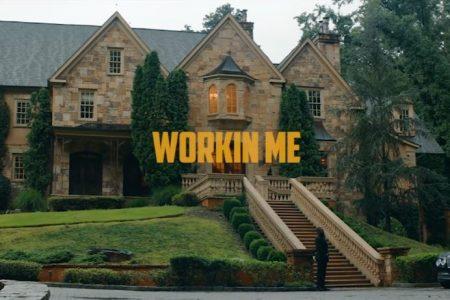 """O rapper Quavo disponibiliza o videoclipe de """"W O R K I N M E"""""""