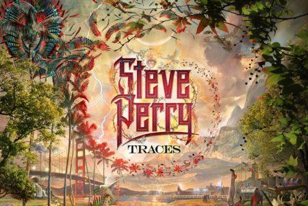 """O lendário cantor Steve Perry anuncia pré-venda do novo álbum, """"Traces"""", e disponibiliza o single """"No Erasin"""""""