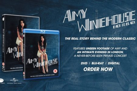 "Chega às principais lojas do país o DVD ""Amy Winehouse Back To Black Documentary"""