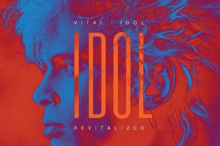 """Ouça a nova versão remix de """"Dancing With Myself (RAC Remix)"""", do cantor Billy Idol. E já está em pré-venda o novo álbum """"Vital Idol: Revitalized"""""""