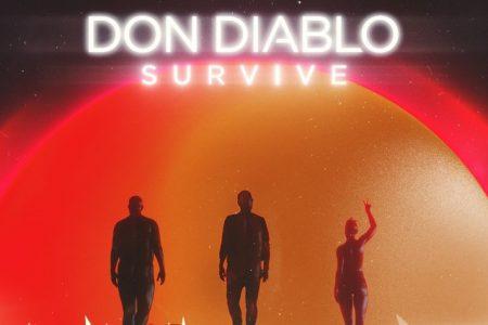 """Don Diablo, em colaboração com Emeli Sandé & Gucci Mane, disponibiliza o single """"Survive"""""""
