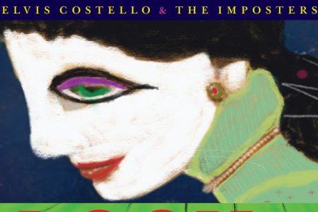 """Elvis Costello e a banda The Imposters lançam mais uma música que fará parte do álbum """"Look Now"""". Confira """"Suspect My Tears"""""""