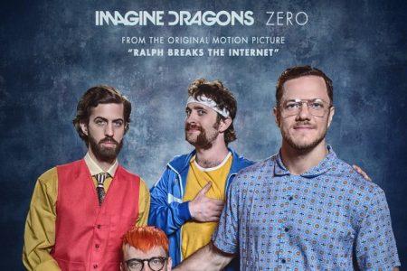 """Às vésperas do lançamento de seu novo álbum, """"Origins"""", a banda Imagine Dragons apresenta o videoclipe de """"Zero"""""""