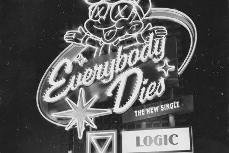 """Logic surpreende mais uma vez e lança a faixa """"Everybody Dies"""""""