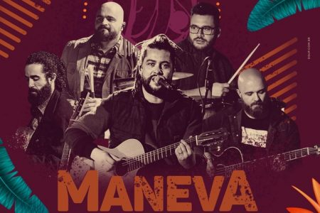 "Maneva disponibiliza mais quatro videoclipes do novo álbum e DVD, ""Acústico na Casa do Lago"""