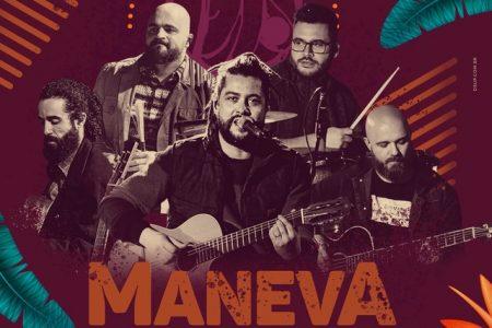 """A banda Maneva lança o álbum """"Acústico na Casa do Lago"""", juntamente com sete vídeos"""
