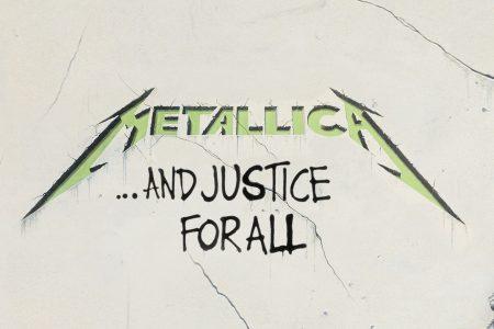 """Universal Music relança versão remasterizada do álbum """"…And Justice For All"""", do Metallica"""