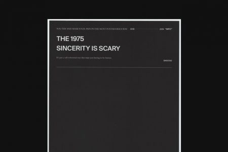 """A banda The 1975 apresenta o single, """"It´s Not Living (If It´s Not With You)"""""""
