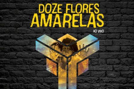 """Chega em todas as lojas o CD e DVD da ópera-rock """"Doze Flores Amarelas – Ao Vivo"""", dos Titãs"""