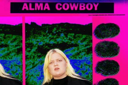"""Já está disponível o novo single da cantora ALMA. Ouça """"Cowboy"""""""