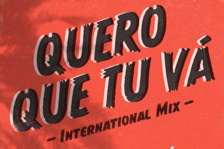 "A cantora Ananda e Joker Beats, donos do hit viral ""Quero Que Tu Vá"", convidam as cantoras Mala Rodríguez e DaniLeigh para a versão international mix da faixa"