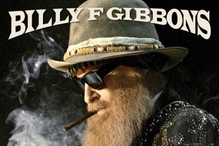 """""""The Big Bad Blues"""" é o novo álbum do cantor e guitarrista Billy F Gibbons, disponível hoje em todas as plataformas digitais"""