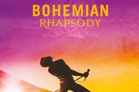 """Chega às principais lojas a versão física da trilha sonora de """"Bohemian Rhapsody"""", novo filme sobre o Queen"""