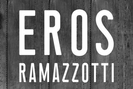 """O astro italiano Eros Ramazzotti apresenta seu novo single e videoclipe, """"Vita Ce N'è"""""""