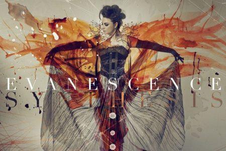 """O DVD """"Synthesis Live"""", da banda Evanescence, chega às principais lojas"""