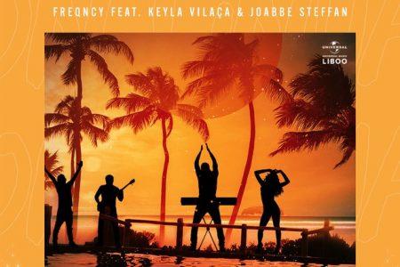 """FREQNCY, com a colaboração de Keyla Vilaça e Joabbe Steffan, lança a música e o clipe de """"Continuar""""."""