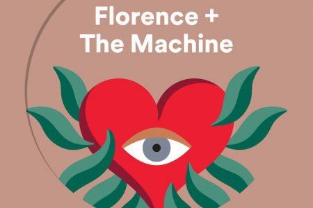 """Florence + The Machine participa do Spotify Singles com performances das músicas """"Cornflake Girl"""" e """"Hunger"""""""