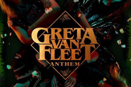 """Às vésperas do lançamento de seu álbum de estreia, a banda Greta Van Fleet apresenta a música """"Anthem"""""""
