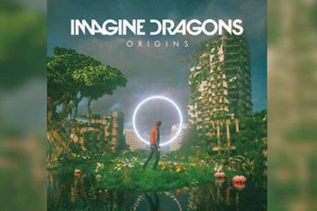 """Imagine Dragons lança hoje seu novo álbum, """"Origins"""""""