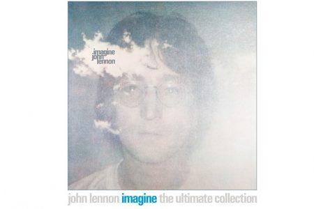 """Chega às principais lojas do país a versão física de """"Imagine – The Ultimate Collection"""" e o DVD """"Imagine"""", do lendário Beatle John Lennon"""