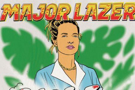 """O grupo Major Lazer conta com a participação da cantora Tove Lo no videoclipe de """"Blow That Smoke"""". Assista!"""