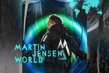 """Após uma semana de lançamentos diários, o DJ Martin Jensen apresenta o EP """"World"""""""