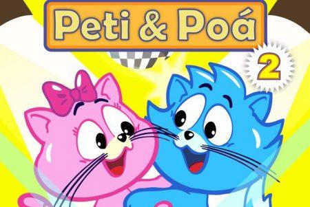 """A charmosa dupla de gatinhos Peti & Poá disponibiliza nova faixa e clipe, """"Just Love"""""""