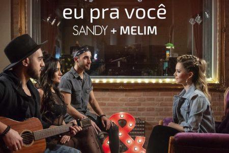 """Sandy e a banda Melim lançam ao vivo a música """"Eu Pra Você"""", tema do sexto episódio de """"Nós Voz Eles"""""""