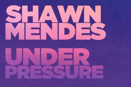 """Shawn Mendes lança uma nova versão de """"Under Pressure"""", hit do Queen"""