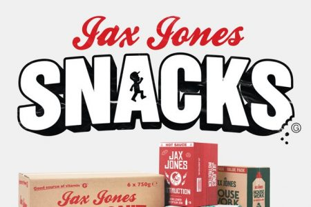 "O DJ Jax Jones disponibiliza digitalmente seu álbum de hits. Ouça ""Snacks"""