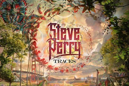 """O ícone do rock Steve Perry lança novo disco solo, """"Traces"""""""