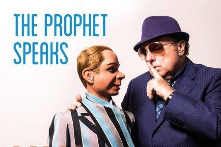 "Van Morrison apresenta o single ""The Prophet Speaks"" e anuncia a pré-venda de novo álbum"