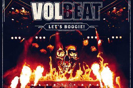 """A banda Volbeat anuncia a pré-venda do DVD """"Let´s Boogie"""""""