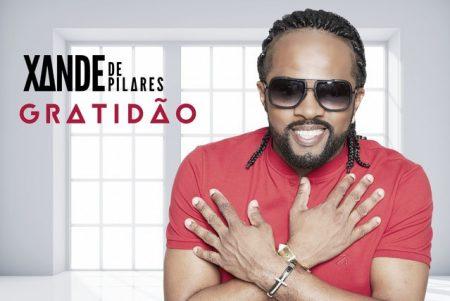 """Xande de Pilares lança seu novo single, """"Gratidão"""""""
