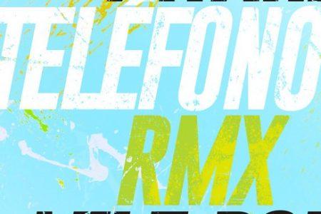"""A cantora espanhola Aitana, em parceria com Lele Pons, disponibiliza o remix de """"Teléfono"""""""