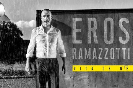 """Eros Ramazzotti convida o astro Luis Fonsi para dueto, """"Per Le Strade Una Canzone"""""""
