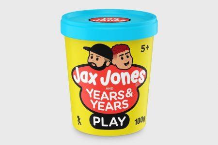 """Em super colaboração, Jax Jones e Years & Years apresentam o single """"Play"""""""