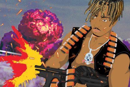 """O rapper Juice WRLD lança a faixa """"Armed and Dangerous"""", em todas as plataformas digitais"""