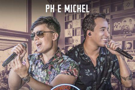 """A dupla PH e Michel lança a faixa e o videoclipe de """"Disk Recaída"""""""