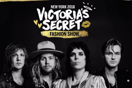 A banda The Struts é atração confirmada do Victoria´s Secret Fashion Show 2018
